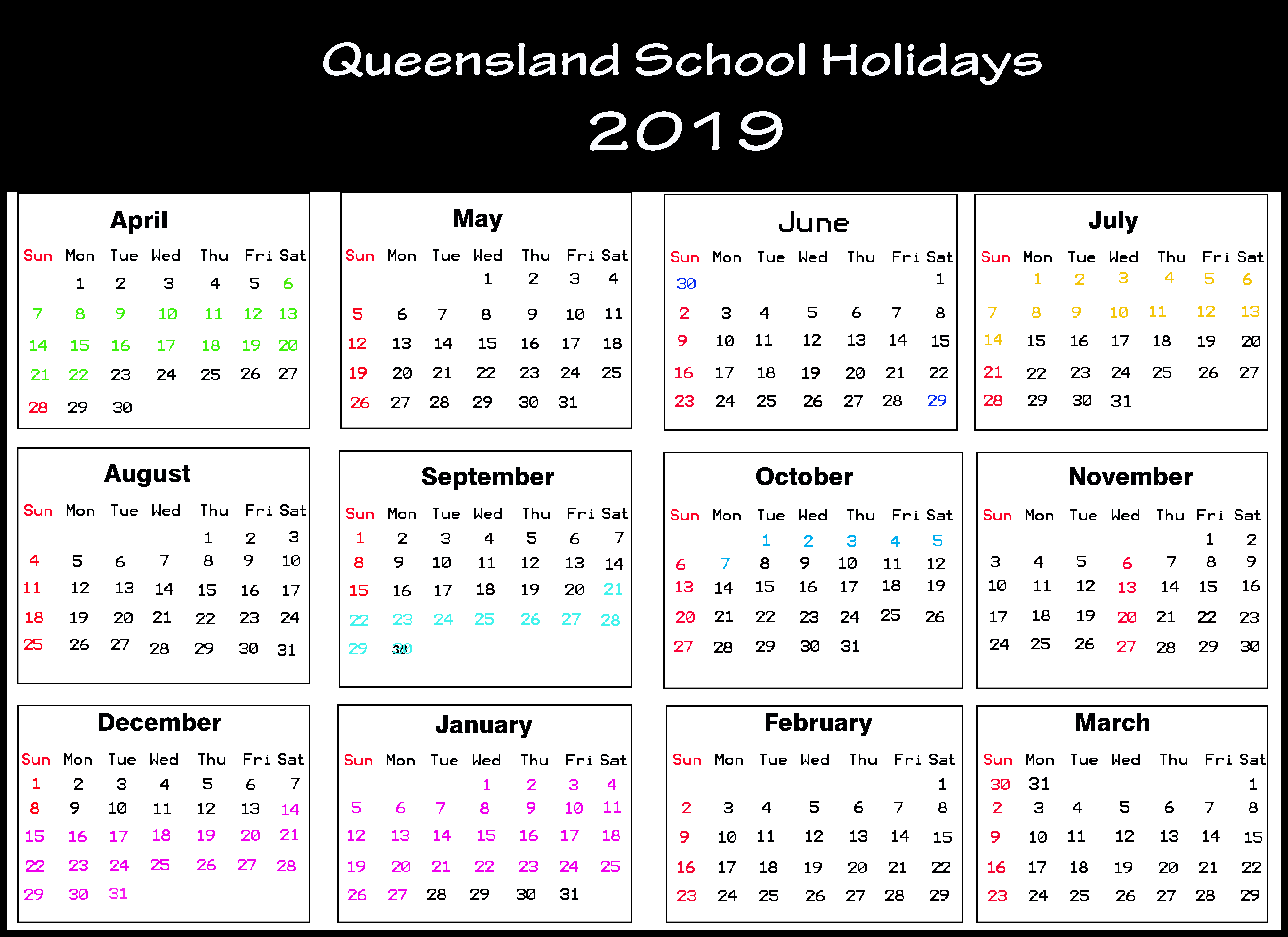 Why book your Queensland holiday with us?
